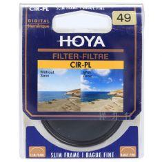 保谷(HOYA 豪雅)49mm CIR-PL SLIM 超薄偏振镜