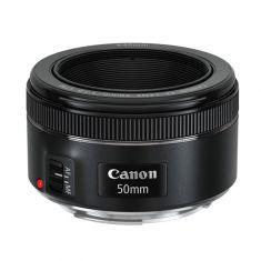 佳能(Canon)EF 50mm f/1.8 STM 经典标准人像定焦镜头 新款小痰盂