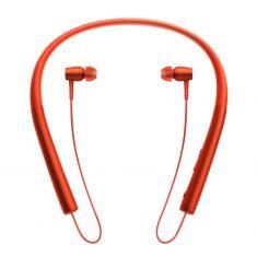 索尼(SONY)h.ear in Wireless MDR-EX750BT 无线蓝牙立体声耳机(无线聆听音乐,接近Hi-Res Audio的音质)
