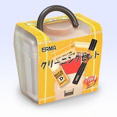 爱尔玛(ERMA)全效7合1清洁套装 专业相机清洁套装 数码单反相机清洁 养护 镜头清洁
