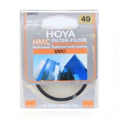 保谷(HOYA 豪雅)49mm HMC UV-C 多层镀镆UV镜