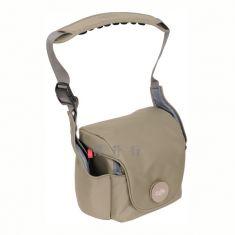 凯立克(CLIK)Magnesian 幻彩单肩摄影包10 斜肩挎包 相机包(CE721)魔术般的自动磁性闭合翻盖,只需转动铝金属旋钮即可简单开启。