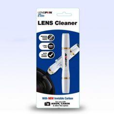 加拿大(LENSPEN)专业NLP-1金环的清洁镜头笔(凹头)正品行货大圆头(适合所有数码单反相机)